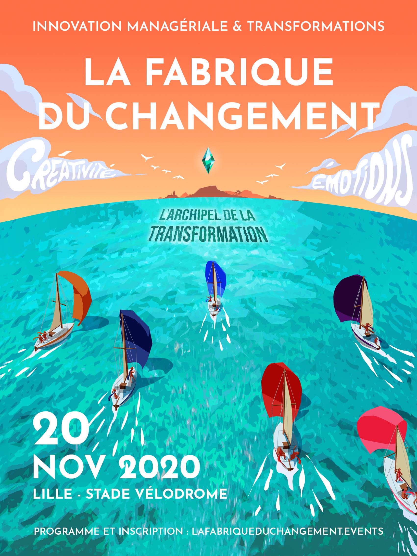 Affiche FDC 2020 LILLE