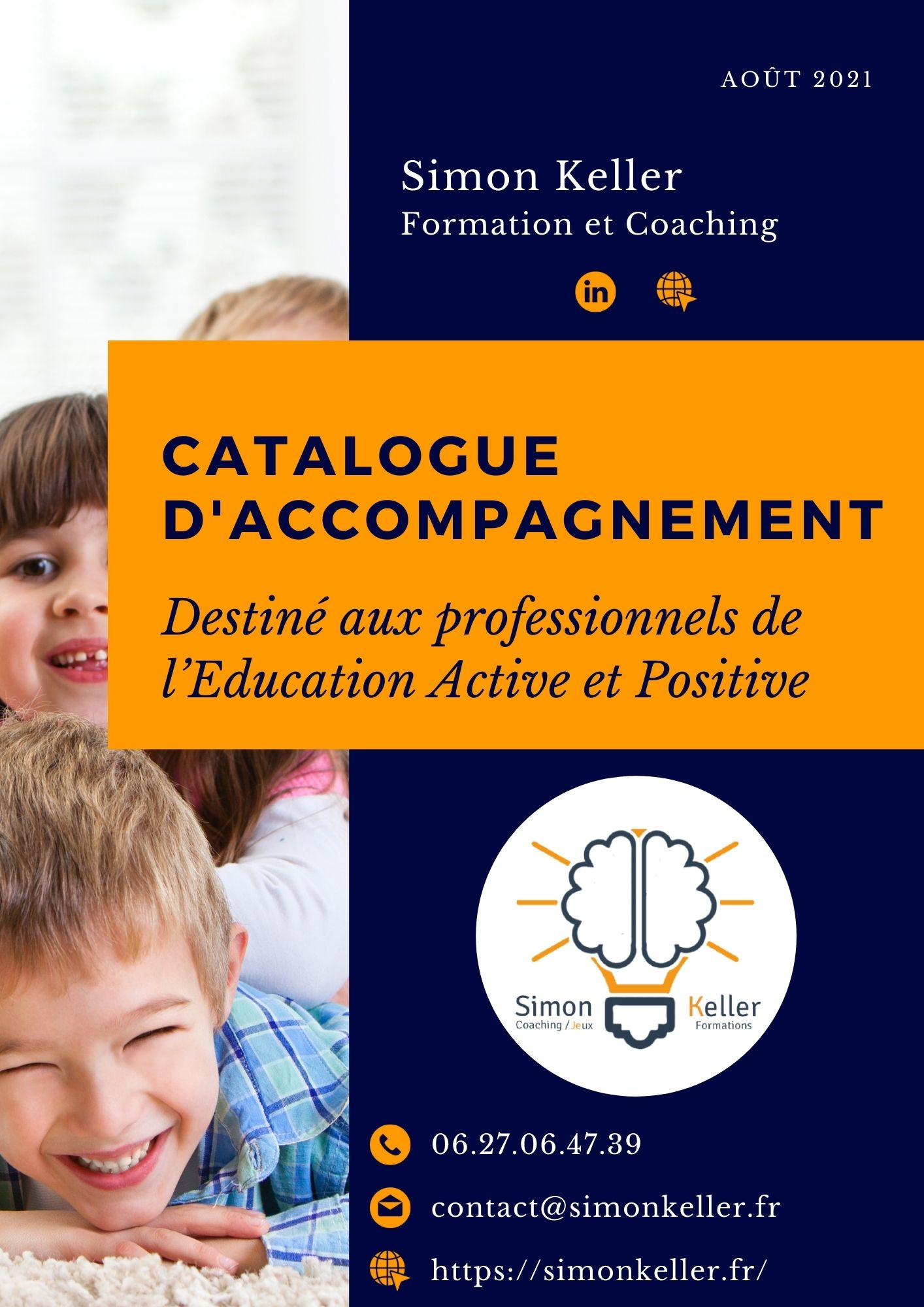 Catalogue d'accompagnement