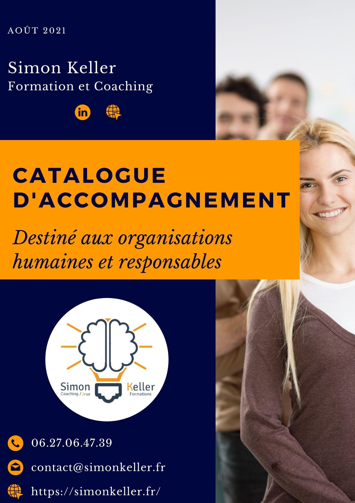 catalogue organisations